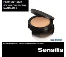 Sensilis Perfect Silk Polvo Compacto Matizante 9 gramos.