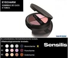 Sensilis Eyecharm Maquillaje Sombra de Ojos 6 gramos. 01 Mooncha