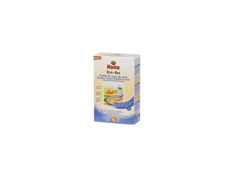 Holle Papillas de Crema de Arroz Ecológicas 250g
