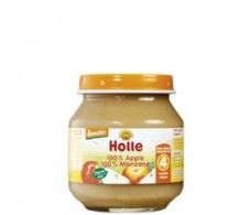Holle mini potito de Manzana 100% 125g