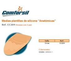 Comforsil Silicone Medias plantillas Anatómicas.