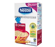 Nestle Expert 8 Cereales 500 gramos.