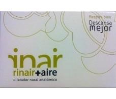 Best  Breathe (antes Rinair + Aire )Dilatador Nasal Anatomico. 2 unidades Talla mediana (M)