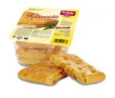Schar gluten-free focaccia with rosemary 3 x 66g