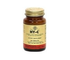 HY-C Solgar Vitamin C 100 tablets