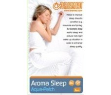 Bremed Aqua-Patch Aroma Sleep para dormir 6 pcs.