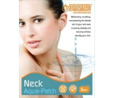 Bremed Aqua Patch Beauty Line Neck 5pcs.