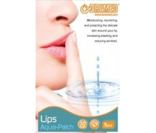 Bremed Aqua Patch Beauty Line Lips Labios 5pcs.