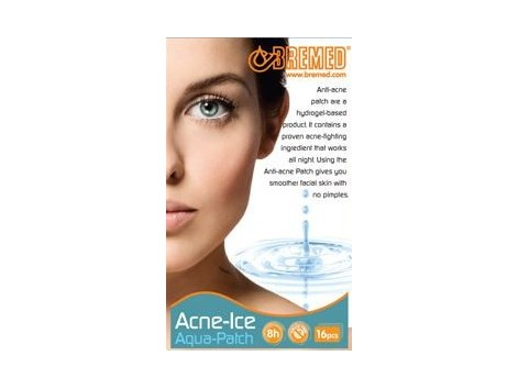 Bremed Aqua Patch Beauty Line Acne Ice 16 pcs.