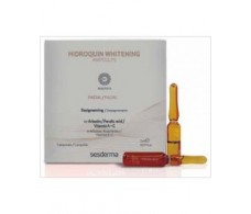 Whitening Hidroquin Sesderma 5 ampules 2 ml. Pigmentation Rebels
