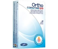 Orthonat Coenzima Q-10 100mg Ubiquinona 30 cápsulas.