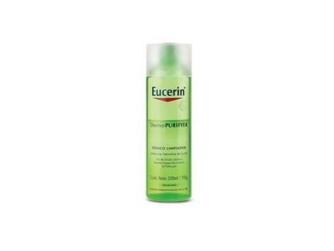 Eucerin Piel Grasa DermoPurifyer Tónico Facial Limpiador 200 ml.