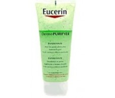 Eucerin Piel Grasa DermoPurifyer Exfoliante 100ml.