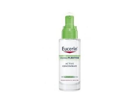 Eucerin DermoPurifyer Concentrado Activo Crema Facial 30 ml.