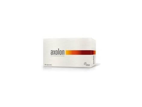 Axolon mejorar la calidad de las relaciones sexuales 40 capsulas