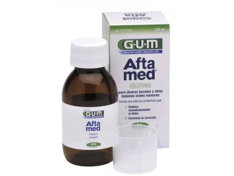 Gum Aftamed Culutorio 100 ml.