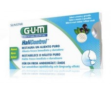 Gum Halicontrol 10 tabletas.