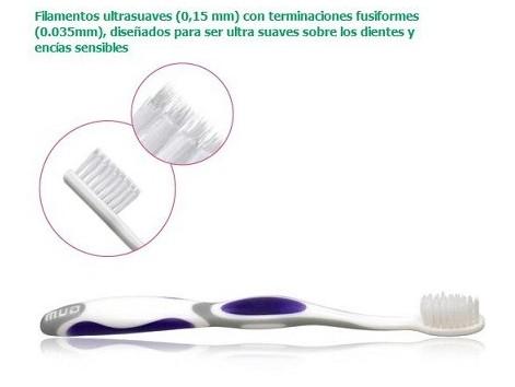 Gum Sensivital Cepillo Ref.509 Hipersensibilidad