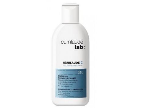 Acnilaude C Gel limpiador dermopurificante 200 ml.