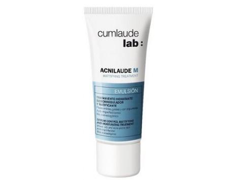 Acnilaude M Emulsión hidratante 40 ml. Cumlaude.