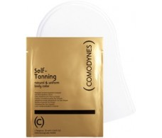 Comodynes Self-Tanning Natural & Uniform Body Color 1 Toallita.