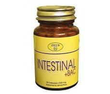 Zeus Intestinal +Bac 30 cápsulas gastro-resistentes vegetales.