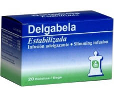 Delgabela stabilized 20 bags. Slimming