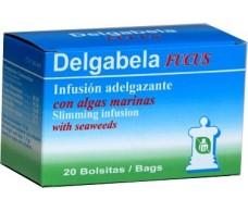 Delgabela Fucus 10 bolsas de infusion