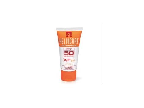 Heliocare XF Gel SPF50 50ml. Gel extra-fuindente.