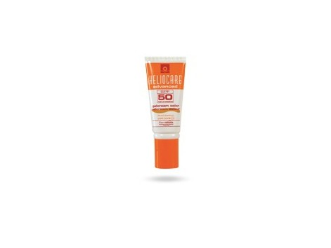 Heliocare Gelcream Color SPF50 50ml. Natural tanned appearance