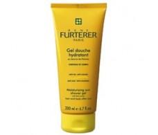Rene Furterer Gel de Ducha Hidratante, 200ml. Anti-sal y anti-cl