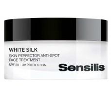 Sensilis White silk Crema Spf30, Antimanchas 30ml.