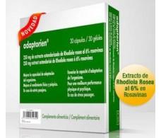 Lorien Adaptorien 30 capsules. Rhodiola Rosea 250mg (anti-stress
