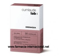 Drenaqua 30 capsules. Combat fluid retention