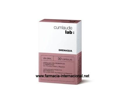 Drenaqua 30 capsules. Combat fluid retention