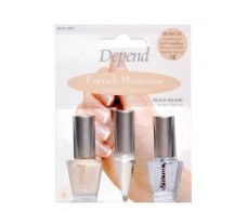 BETER. French Manicure Kit. beige