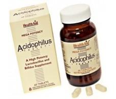 Mega potency Acidophilus Health Aid Health Aid 60 tablets