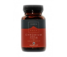 NEWFOUNDLAND CHROME COMPLEX 200 mg 50 CÁSPULAS. SUITABLE FOR veg