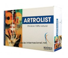 Biologica Artrolist 30 ampollas