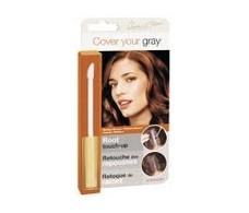 Cover Gray Cubre Raíz del Cabello color marrón
