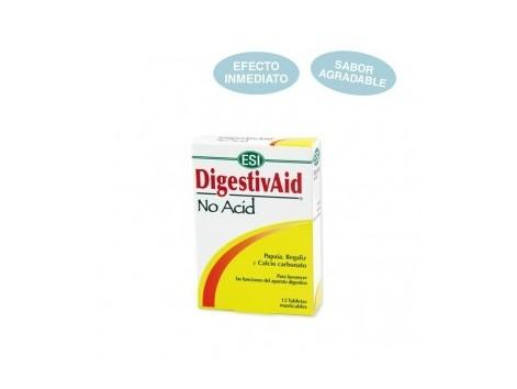 Digestiveaid Trepadiet not acid 12 tablets