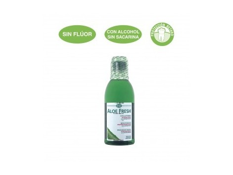Esi Aloe Fresh Mouthwash with alcohol 500ml