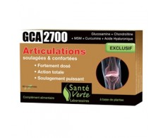 Santé Verte GCA 2700 60 comprimidos