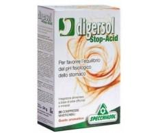 Specchiasol Digersol Stop Acid 20 chewable tablets