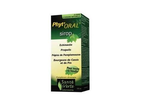 Sante Verte Phyt'oral Syrup 125ml