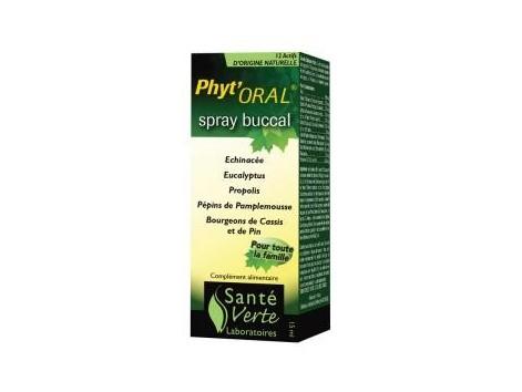Sante Verte 15ml oral spray Phyt'oral