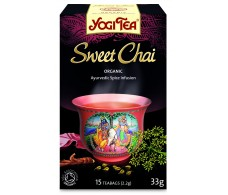 Yogi Tea Sweet Chai 15 units