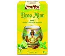 Yogi Tea Lime Mint 15 Einheiten