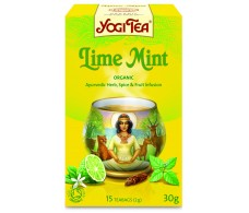 Yogi Tea Lime Mint 15 units