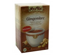 Yogi Tea Gingembre 15 Einheiten